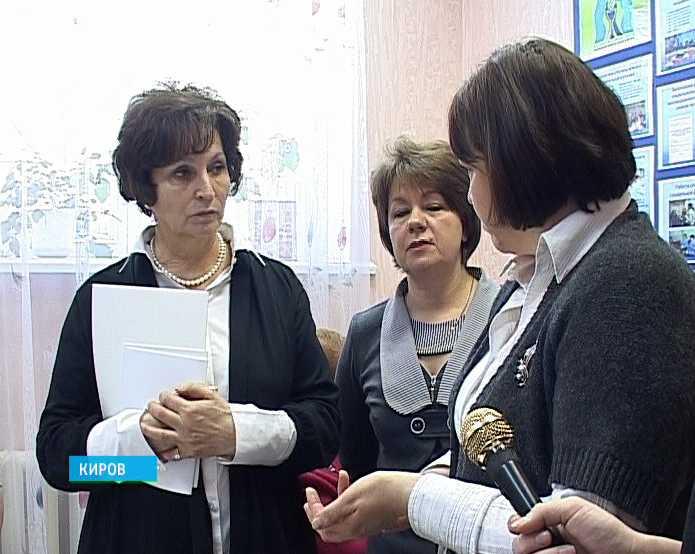 Визит Екатерины Лаховой