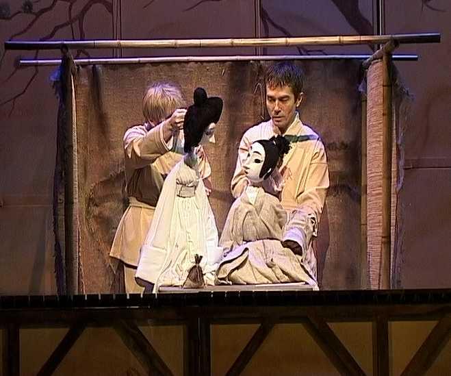 Новый спектакль в театре кукол