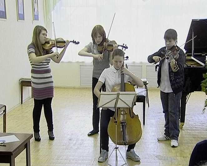 Фестиваль музыкального творчества