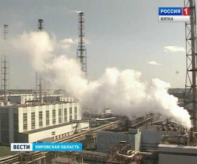 Дело о взрыве на КЧХК