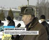 Акция протеста в Кирово-Чепецке
