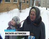 Уборка снега в Вятских Полянах
