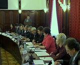 Заседание комиссии по регулированию социально-трудовых отношений