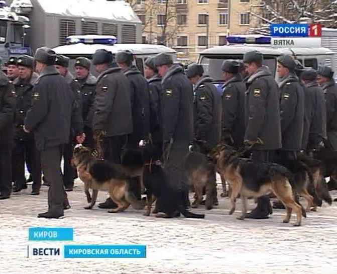 Экзамен для полицейских