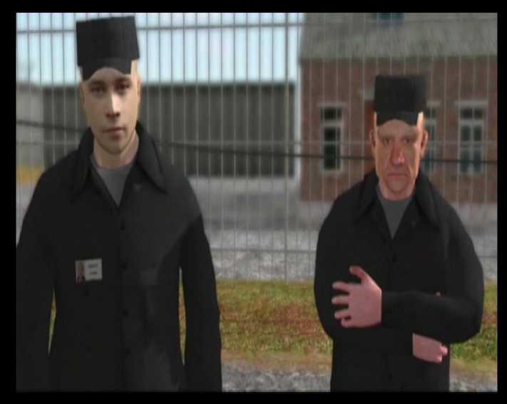 Анимационный фильм о местах лишения свободы