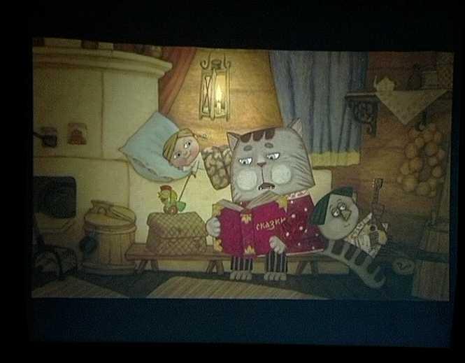 Фестиваль мультфильмов