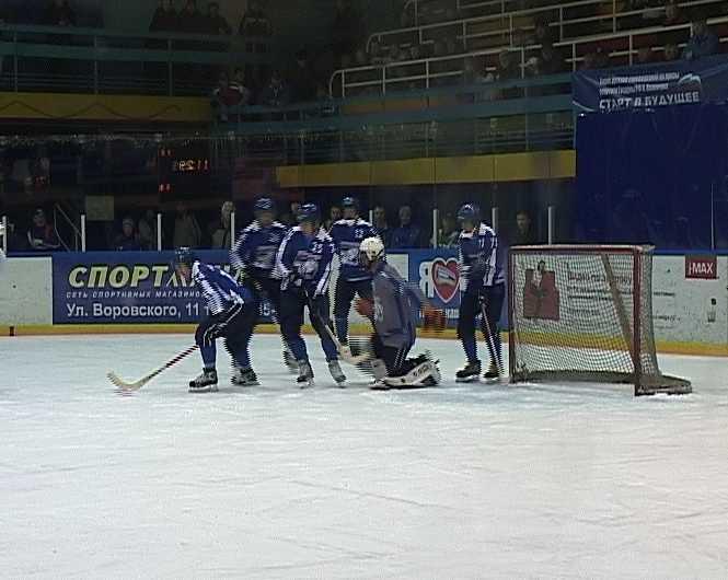Ветеранский чемпионат России по мини-хоккею с мячом