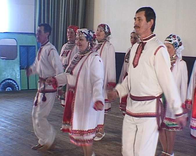 Марийский народный ансамбль «Пеледыш»