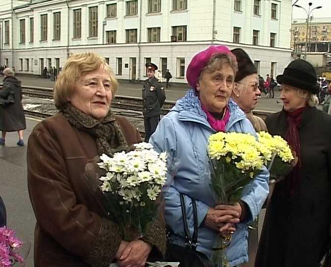 Делегация из Санкт- Петербурга