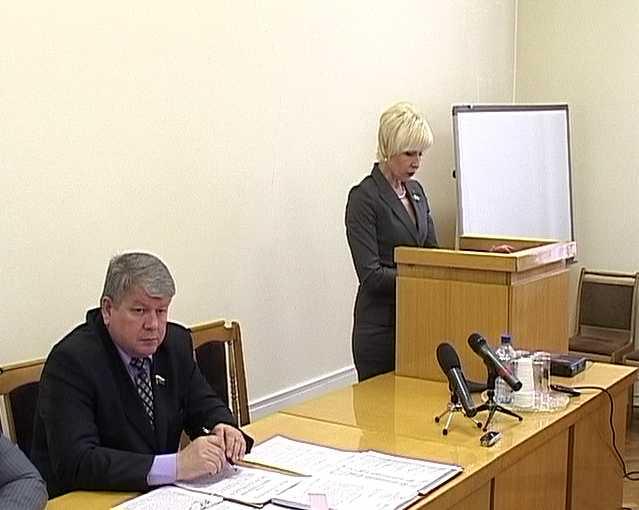 Заседание бюджетной комиссии