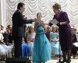 Награждение победителей конкурса юных пианистов