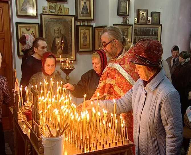 Радоница - особый день поминовения усопших