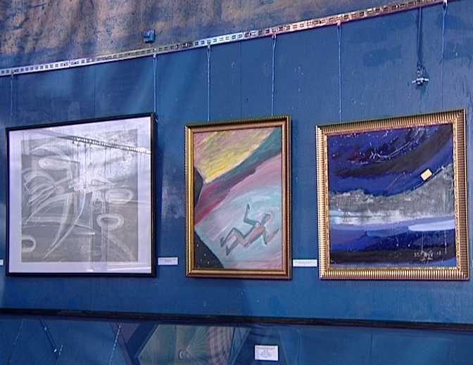 Выставка «Небо»