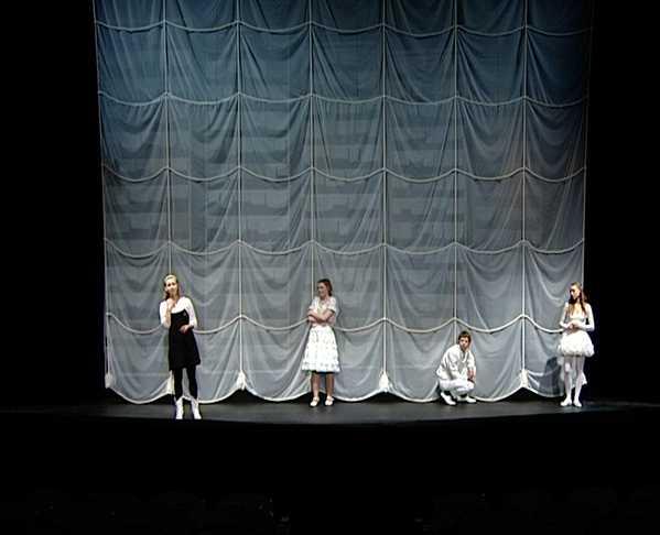 «Алые паруса» в Театре на Спасской