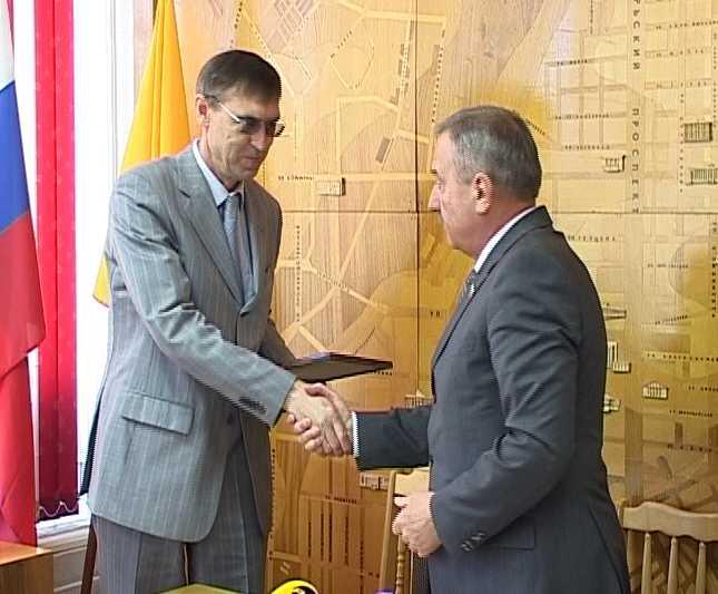 Георгий Мачехин пошел на повышение