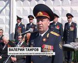 Поздравление ветеранов УФСИН