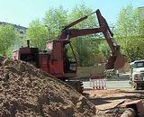 Строительство нового подземного перехода