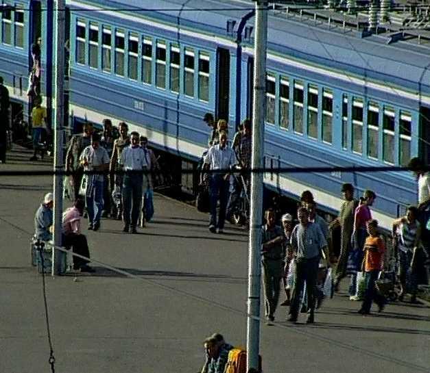 Организация железнодорожных перевозок детей в летний период
