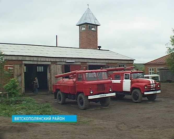 Муниципальная пожарная охрана
