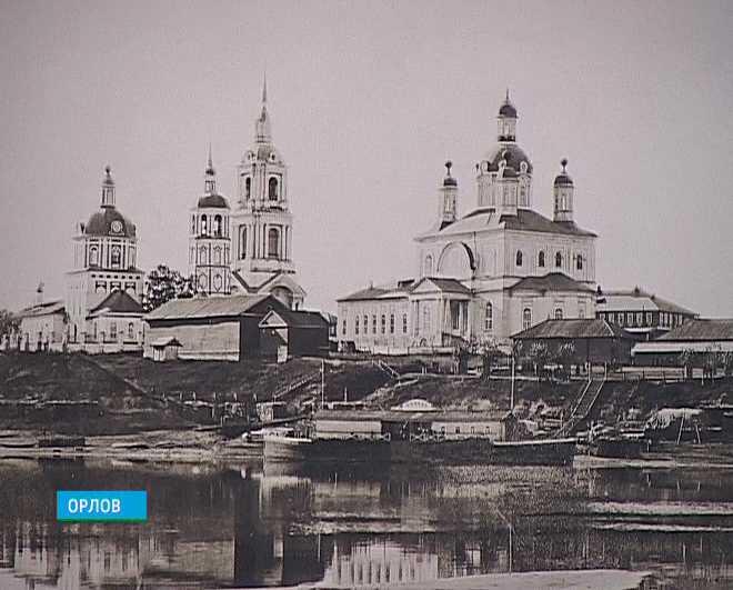 Восстановление церкви в Орлове