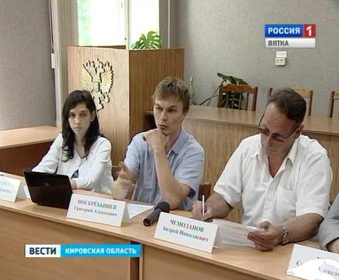 Экологическая обстановка в городе Кирове