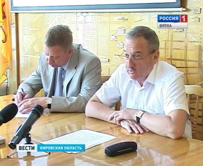 Визит Владимира Быкова в Йошкар-Олу