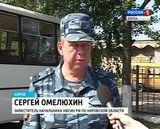 Служебная командировка в Чеченскую Республику