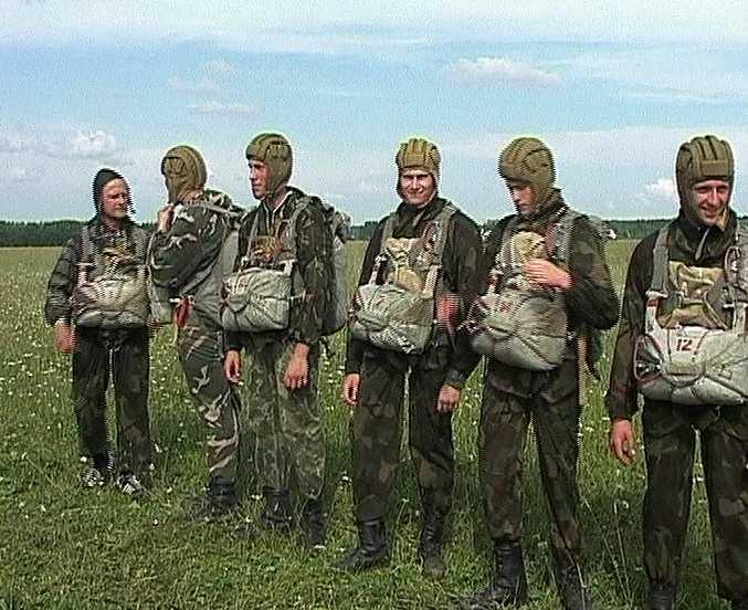 Лагерь «Альтернатива» в войсковой части села Кстинино