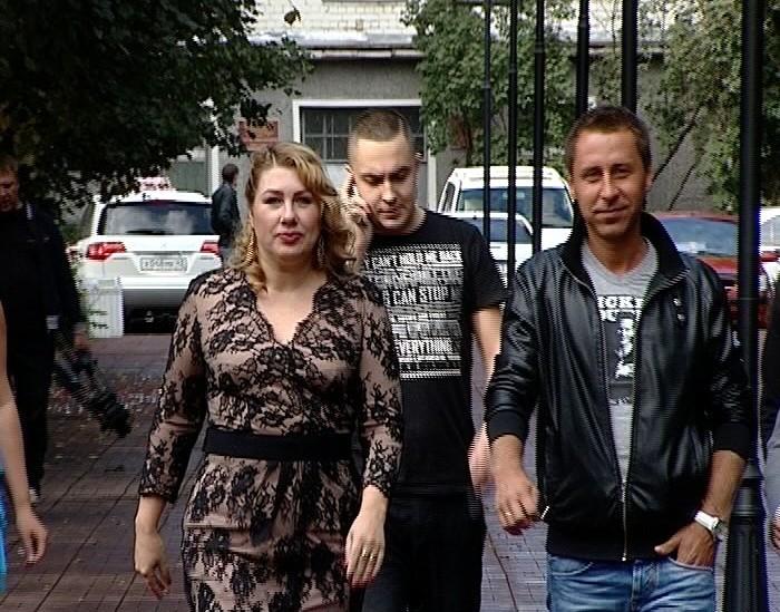 Ева Польна в Кирове