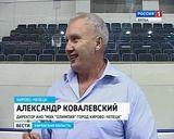 Н. Белых в Кирово-Чепецке