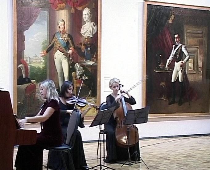 Выставка «Герои своего времени. Великосветский портрет 19 века»