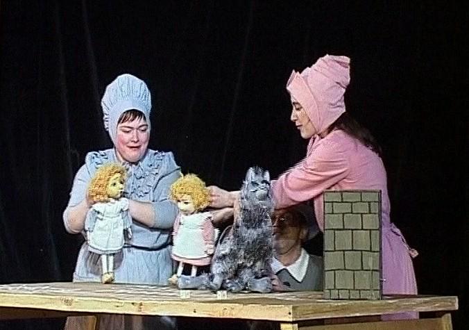 Новый сезон в Кировском театре кукол