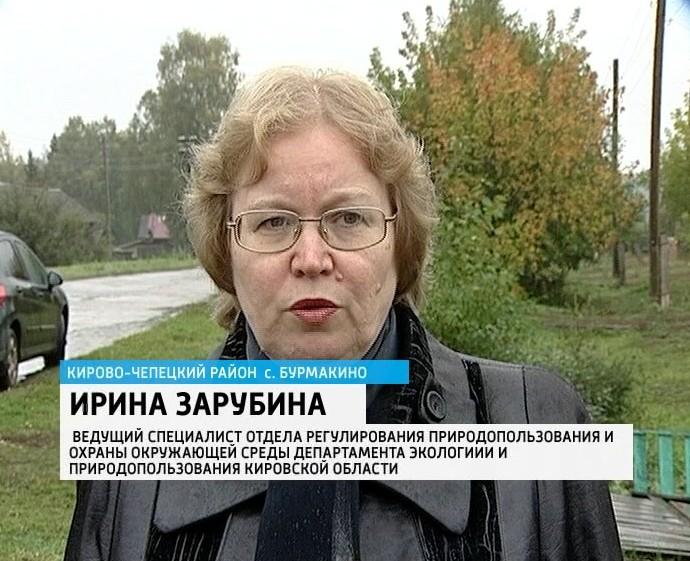 Карта села Бурмакино в Кировской области с улицами и