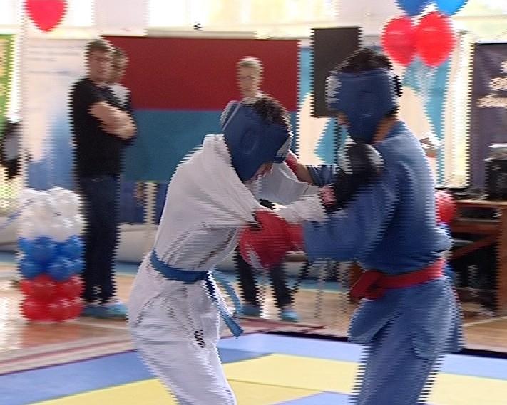 Областной чемпионат по рукопашному бою