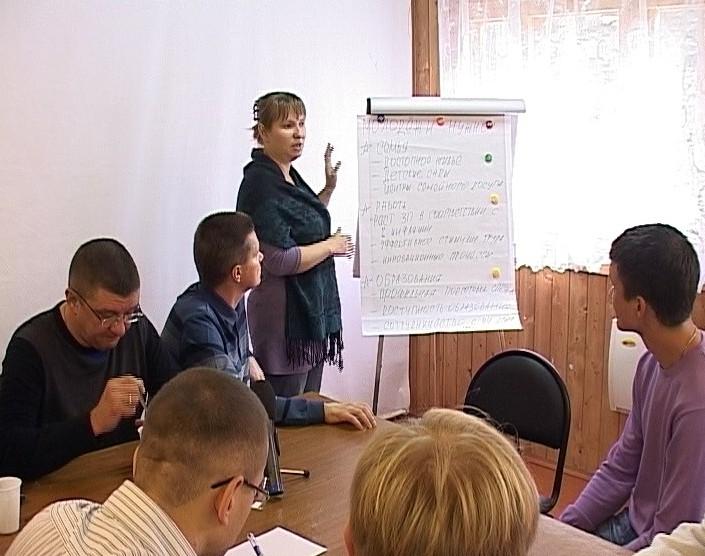 Круглый стол на тему миграции молодых специалистов из нашего региона