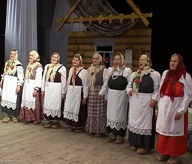 Конкурс вятского фольклора «Ладом по-вяцки»