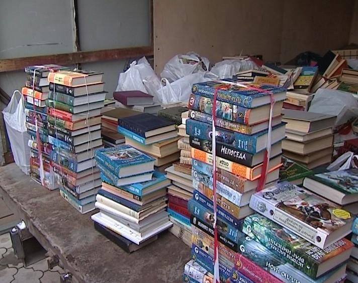 Книги сельским библиотекам