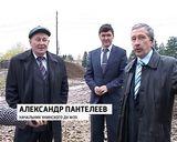 Новый асфальтобетонный завод в поселке Уни