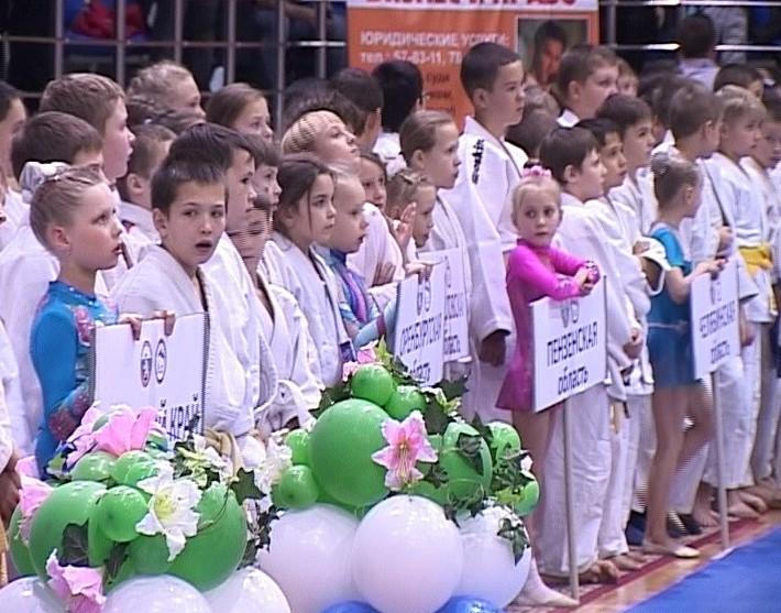 Международные соревнования «Звездочки дзюдо»