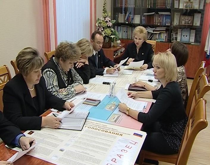 Выборы - 2011