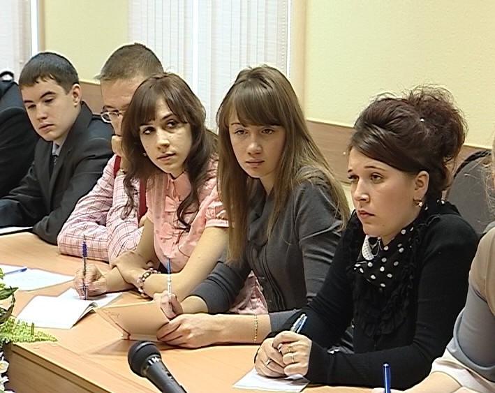 Встреча Никиты Белых со слушателями МАГУ