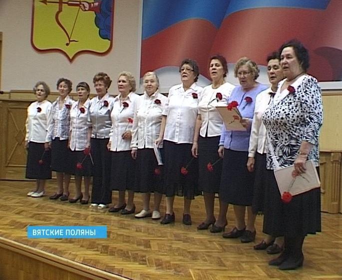 Фестиваль ветеранских клубов в Вятских Полянах