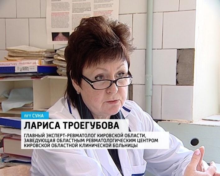 Ревматолог кировского района