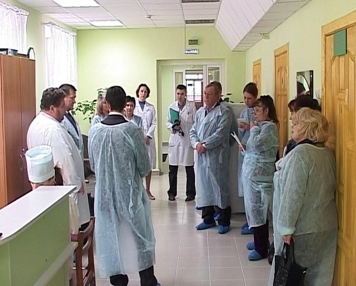 Кировская городская больница № 4