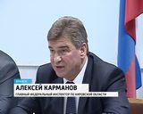 Рабочий визит Алексея Карманова в Яранск