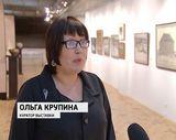 Выставка работ народного художника России Веры Ушаковой
