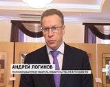 Андрей Логинов в библиотеке имени Герцена