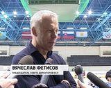 Звезда хоккея – Вячеслав Фетисов в Кирово-Чепецке