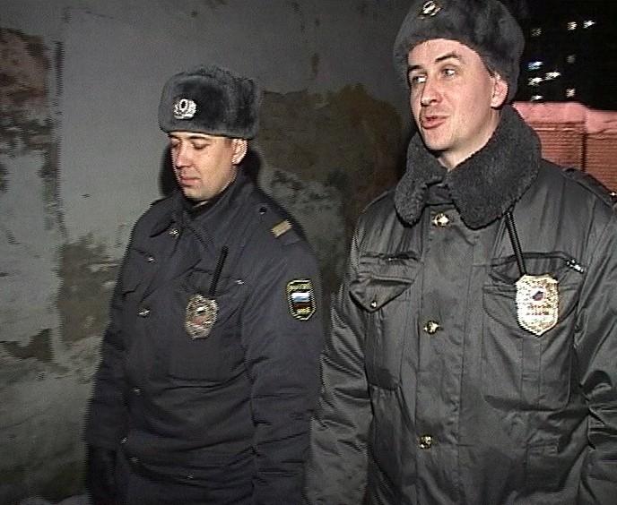 Полиция на выборах