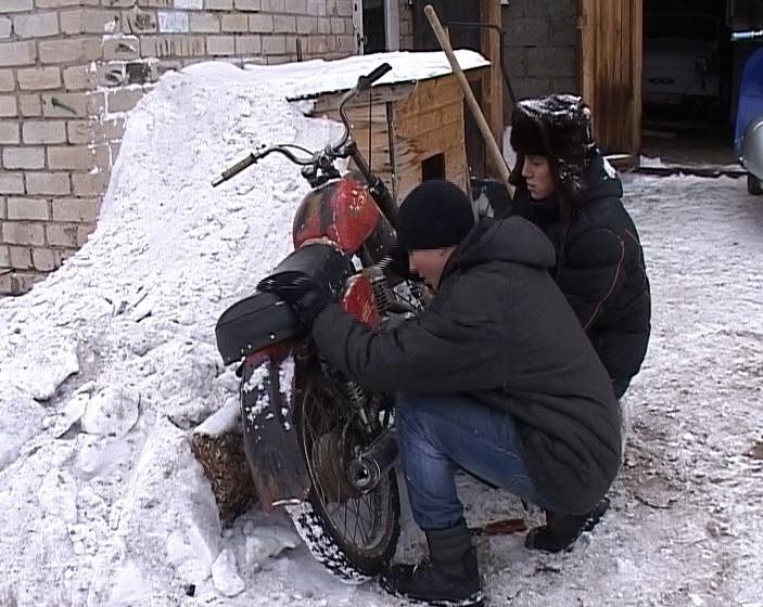 Мечта о мотоклубе Валентина Устюгова